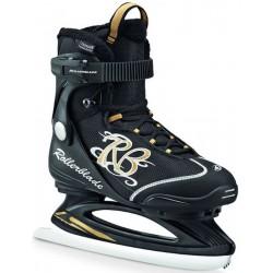 Łyżwy Rollerblade Spark Ice W R.38,5 245 Mm Czarno Złote