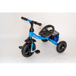 Rowerek Niebieski Z Saszetką