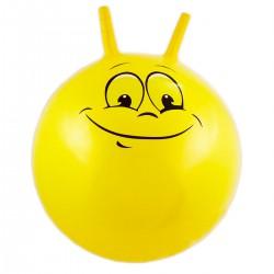 Piłka 55Cm Buźka Żółta