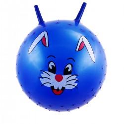 Piłka 55Cm Zając Niebieska