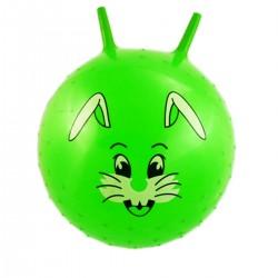 Piłka 55Cm Zając Zielona