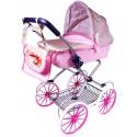Wózek Duży Różowy