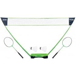 Zestaw Plażowo-Ogrodowy Do Badmintona 3W1 Enero