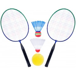 Zestaw do badmintona krótki 46cm Enero