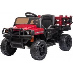 Pojazd terenowy elektryczny honker czerwony 1033068