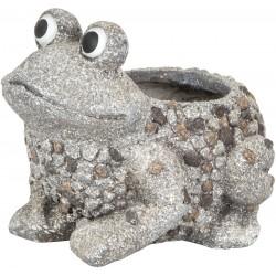 Doniczka ogrodowa żaba 31x27x25,5cm