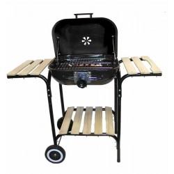 Grill Ogrodowy Hamburger 46X46X82Cm