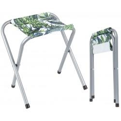 Krzesełko turystyczne kempingowe jungle 32x27x36cm