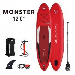 """Deska SUP Aqua Marina Monster 12'0"""" (366cm - 380l) BT-21MOP"""