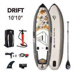 """Deska Aqua Marina SUP Drift 10'10"""" (330cm) BT-20DRP"""