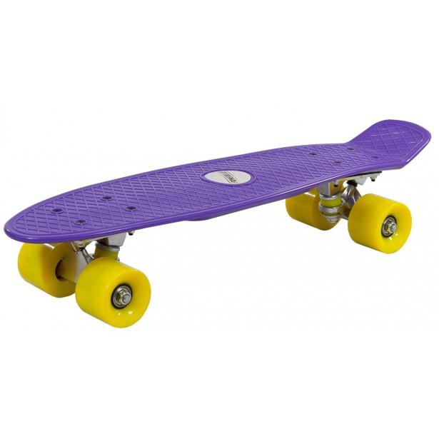 Deskorolka Mini Plastikowa Pb Purple