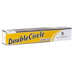 Piłeczka Tenis Stołowy Double Circle Biała 6Szt