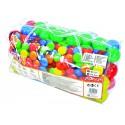 Piłeczki soft 100szt suchy basen w torbie Jl290001N
