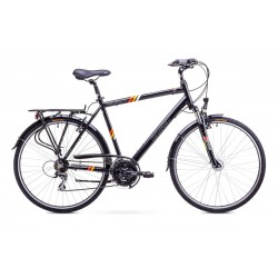 Rower Romet Wagant 2 Czarny 23 Xl