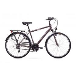 Rower Romet Wagant  Śliwkowy 19 M