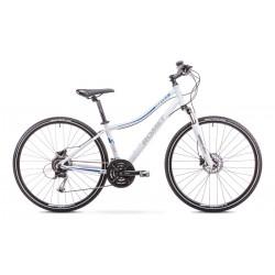 Rower Romet Orkan 4 D Biały 17 M