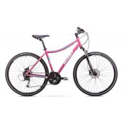 Rower Romet Orkan 3 D Różowy 17 M
