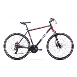 Rower ROMET ORKAN 1 M czarno-czerwony 19 M