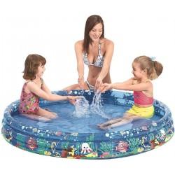 Basen Dziecięcy 3- Pierścieniowy 157X25 Cm Jl017022Npf