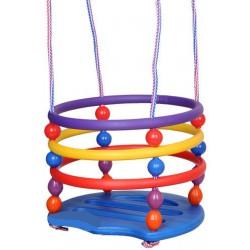 Huśtawka Kolorowa Okrągła