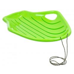 Ślizg Plastikowy Shell Zielony