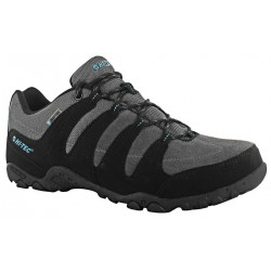 Buty Hi-Tec Romsey Low Wp R.44 Charcoal/Black/Prussian