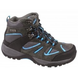 Buty Hi-Tec Betty Mid R.37 Dk.Grey/Black/Shaphire