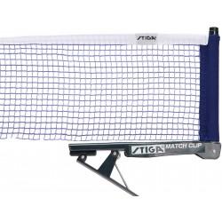 Siatka Tenis Stołowy Stiga Match Clip 6375-00