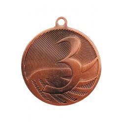 Medal Stalowy Brązowy Trzecie Miejsce Md1293/B