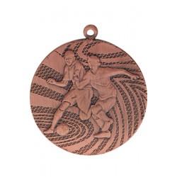 Medal Brązowy- Piłka Nożna - Medal Stalowy