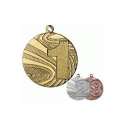 Medal Stalowy Złoty Pierwsze Miejsce