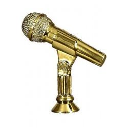 Figurka Plastikowa Mikrofon  F174/G