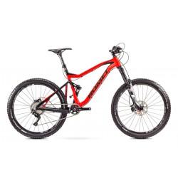 Rower Romet Tool 2 Czerwony 18 L