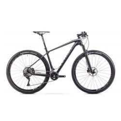 Rower Romet Monsun 2 Czarny 19 L