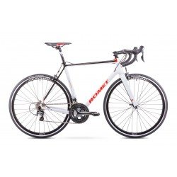 Rower Romet Huragan Crd Czarno-Biały 55