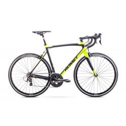 Rower Romet Huragan 4 Czarno-Seledynowy 52