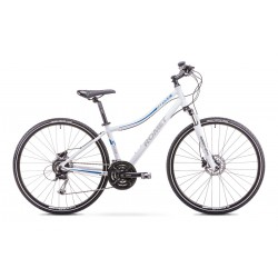Rower Romet  Orkan 4 D  Biały 15 S