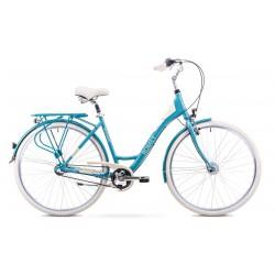 Rower Romet Moderne 3 Niebieski 17 M