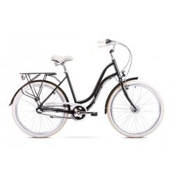 Rower Romet Pop Art Czarny 17 M