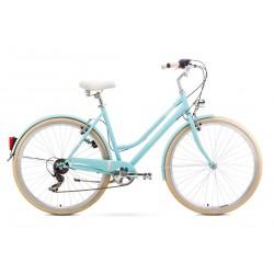 Rower Romet Vintage D Niebieski 20 L
